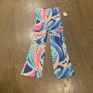 New with tags Lilly Pulitzer Palazzo pant sizexxs